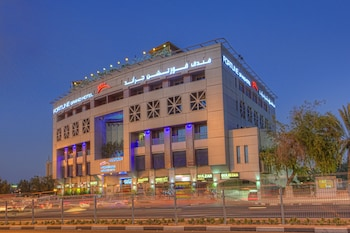 Fortune-Grand-Hotel,-Deira,-Dubai