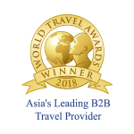 Asia's Leading B2B Travel Provider 2018