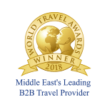 Middle East Leading B2B Travel Provider 2018